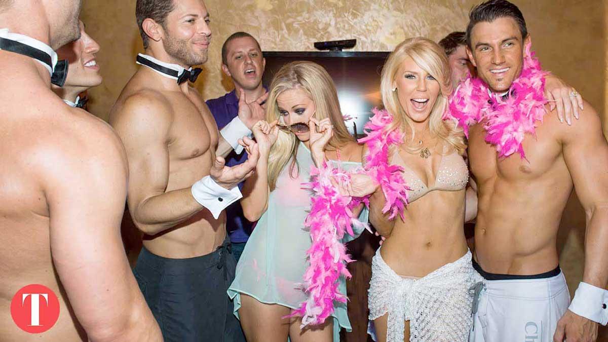 Stripteaseur et stripteaseuse à domicile Haut-Rhin