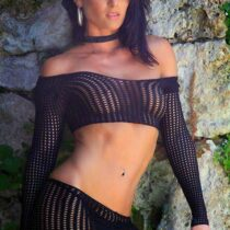 Stripteaseuse Albi Tarn Magalie