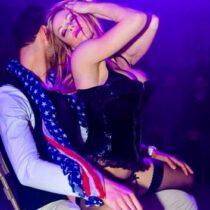 Stripteaseuse Marseille Bouches-du-Rhône Angie