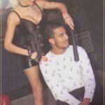 Stripteaseuse Côte-d'Or Angie