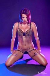 Stripteaseuse Cyane Auxerre